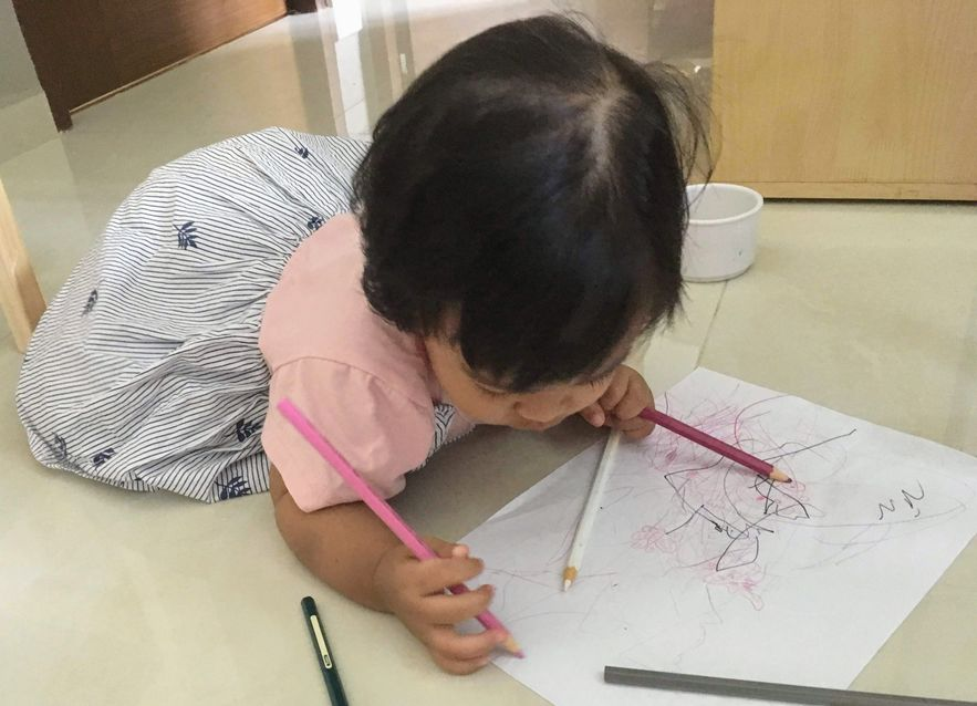 Discovering Ability: Art and Sensory Play